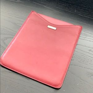Marc Jacobs iPad sleeve